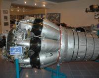 Заводской музей:  посвящение двигателю