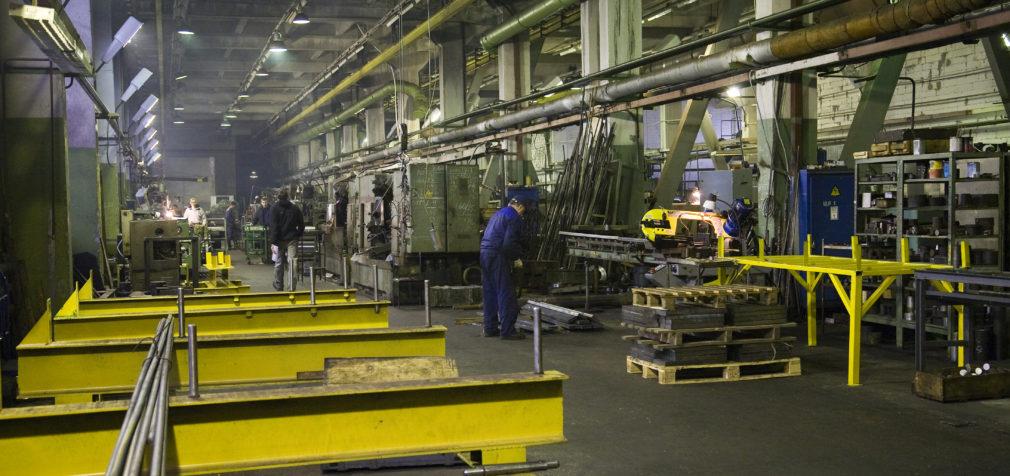 Возрождение Ленинградского механического завода