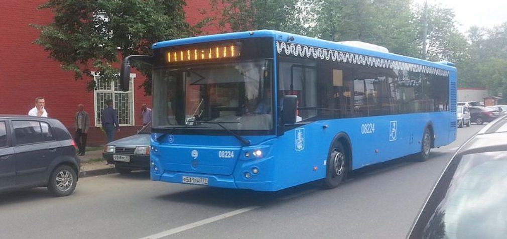Автобусы или газобусы?
