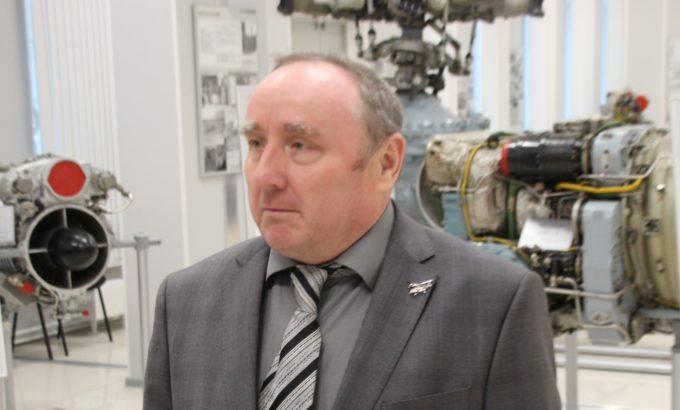 Герой России Валерий Чухванцев.