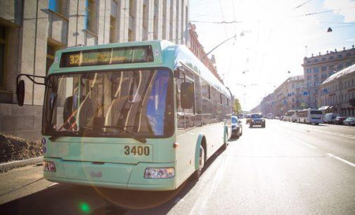 Электрические автобусы и «рогатые» без проводов