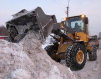 Петербург встретил большой снег…