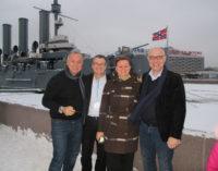 Париж — Санкт-Петербург: курс на сотрудничество