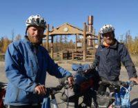 На велосипедах через всю Россию