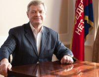Новогоднее поздравление председателя ЛФП Владимира Дербина