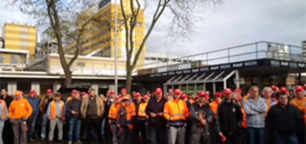 Германия: Профсоюз отстоял завод «Nescafé»