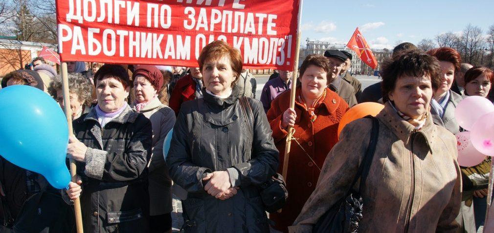 Профсоюз Кронштадта — от февральской революции до наших дней