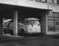 Шестому автобусному – 45 лет!