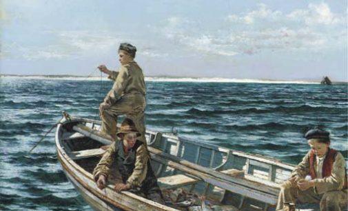 Великобритания-Ирландия: в защиту прав рыбаков
