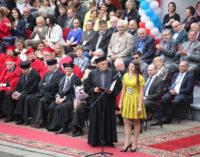 Гуманитарный университет профсоюзов: праздник знаний продолжается