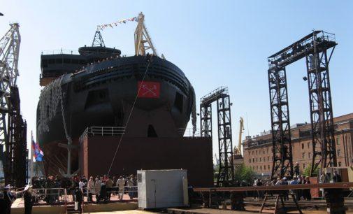 Два праздника петербургских судостроителей