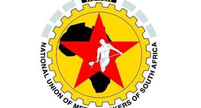ЮАР: пули против рабочих
