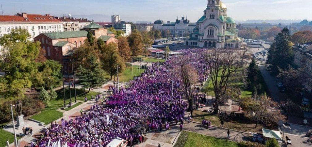 Болгария: главное требование — повышение зарплаты