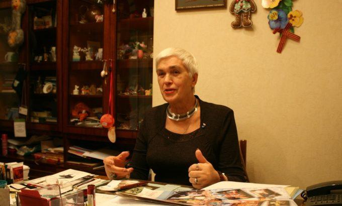 Марина Гольчикова