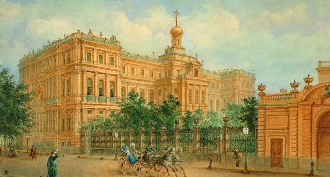 Первому в мире Дворцу профсоюзов — 100 лет