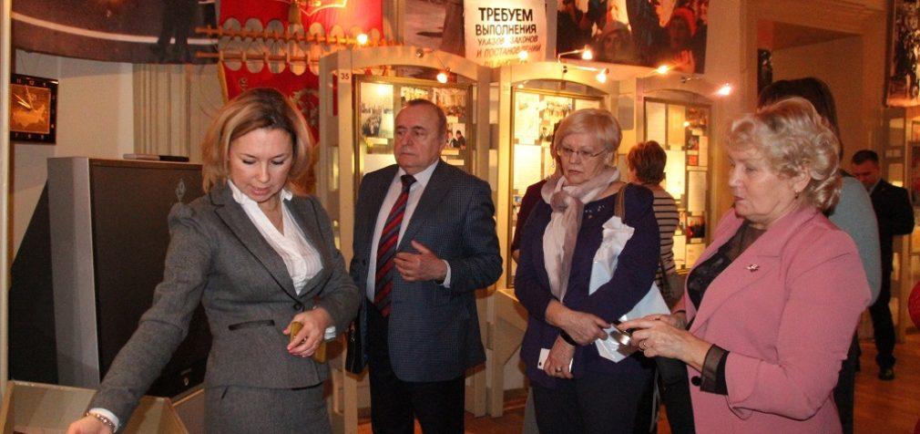 Хранители профсоюзной памяти России встретились в Петербурге