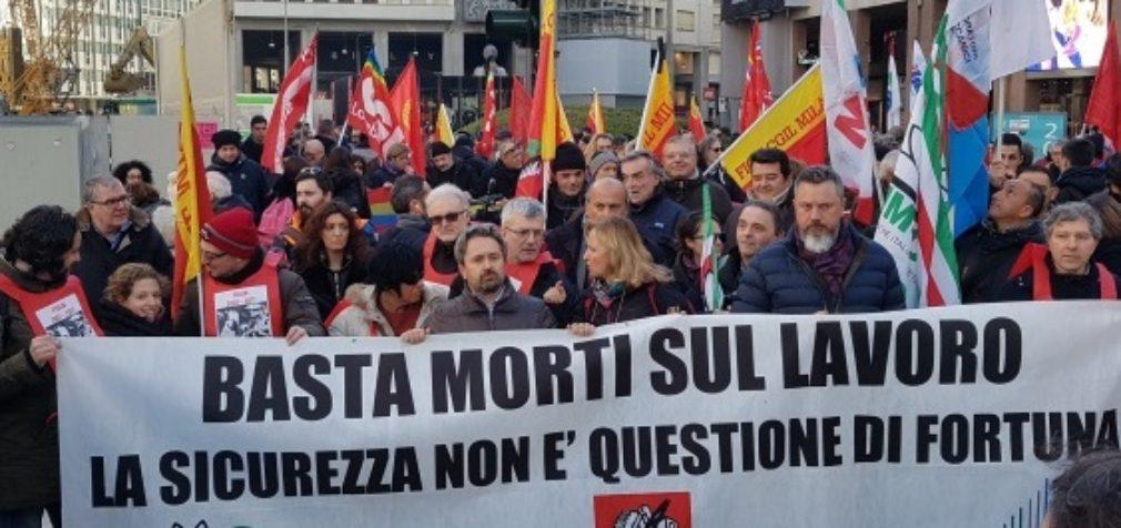 Италия: хватит смертельных случаев!