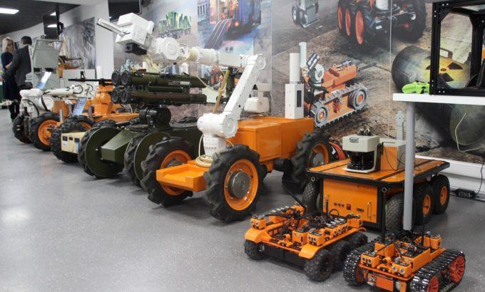 Современные роботы, созданные в ЦНИИ