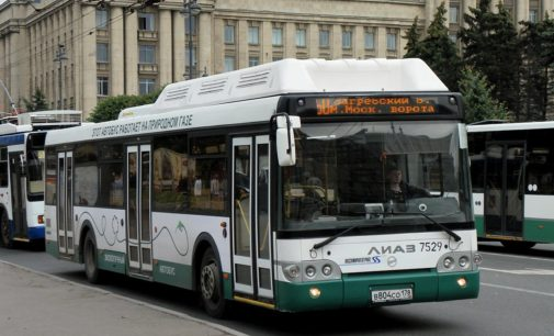 Завоюет ли газовый автотранспорт половину Петербурга?