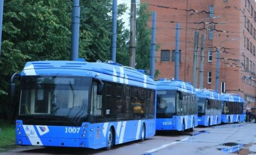 Электробусы освоили еще один «северный» маршрут