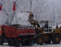 Уборка снега: новый поворот