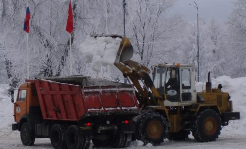 Выиграет ли город битву со снегом?
