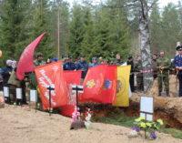 Вахта памяти продолжается! Поисковому объединению «Северо-Запад» — 25 лет
