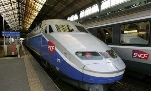 Франция: бастуют железнодорожники
