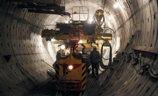 Свет в конце тоннеля на шахте №574