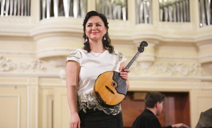 Наталья Шкребко