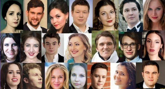 Вокальные надежды России