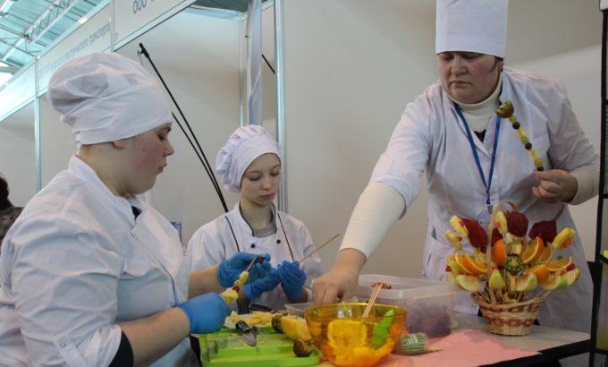 Мастер-класс от Колледжа кулинарного мастерства