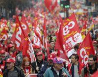 Франция: бастуют госслужащие