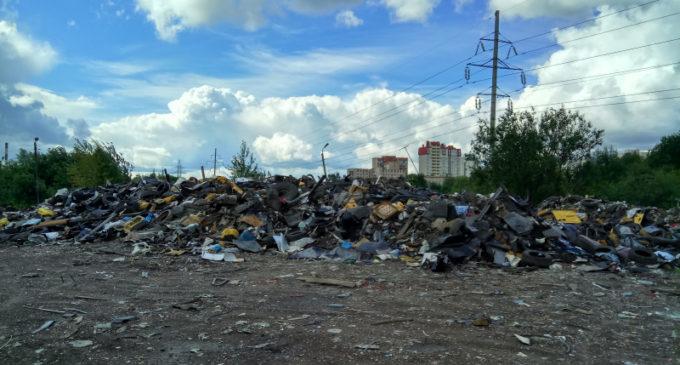 В Ленинградской области мусор разделят при сборе