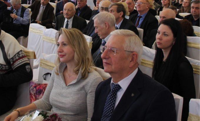Ольга Головерда и Геннадий Малушко