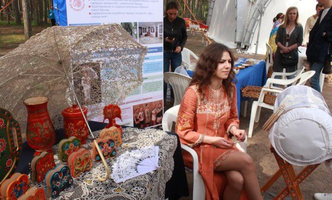 Выставка народных промыслов СЗФО