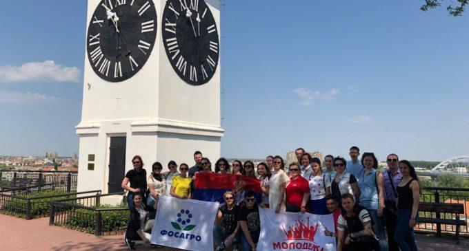 Из Сербии – с любовью