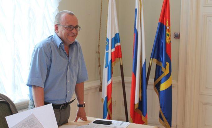 Михаил Пластинин