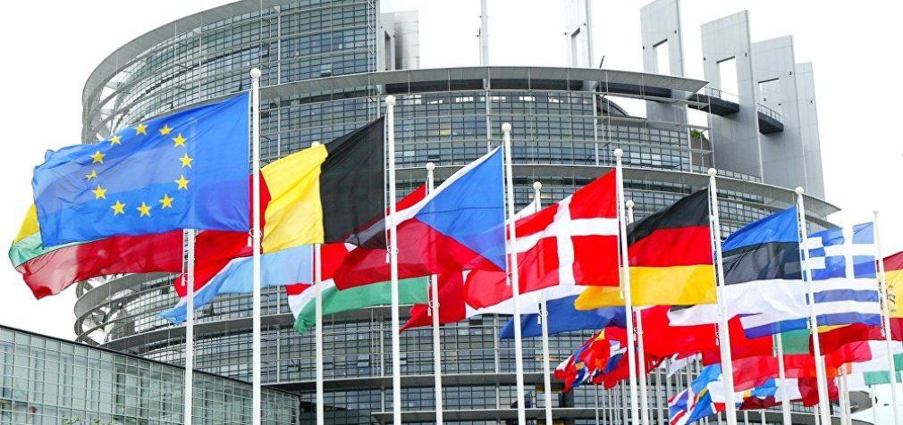 В европарламенте тоже бастуют