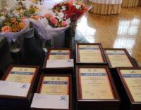 Во Дворце Труда чествовали лучших строителей региона