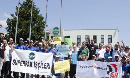 Турция: рабочие требуют повышения зарплаты