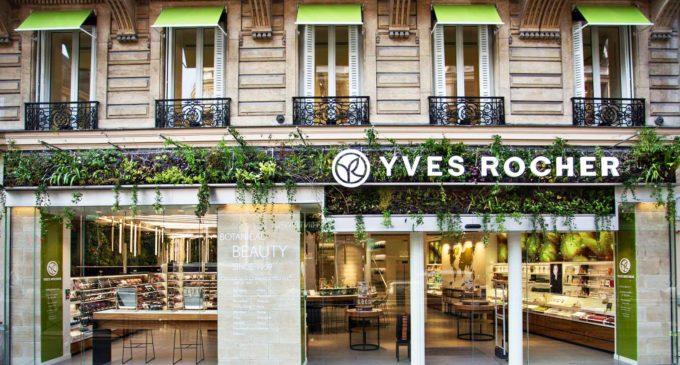 Турция-Швейцария-Франция: уволенные рабочие навестили головной офис Yves Rocher