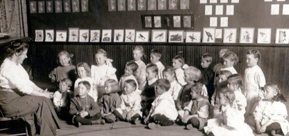 Здесь возникло дошкольное образование