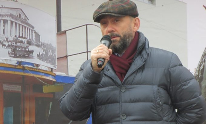 Василий Остряков
