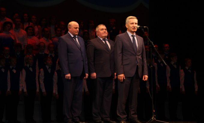 Николай Емельянов, Дмитрий Пуляевский, Сергей Тарасов