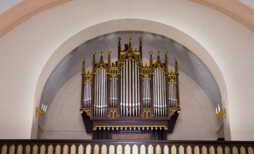 Органные концерты на Ковенском в июне