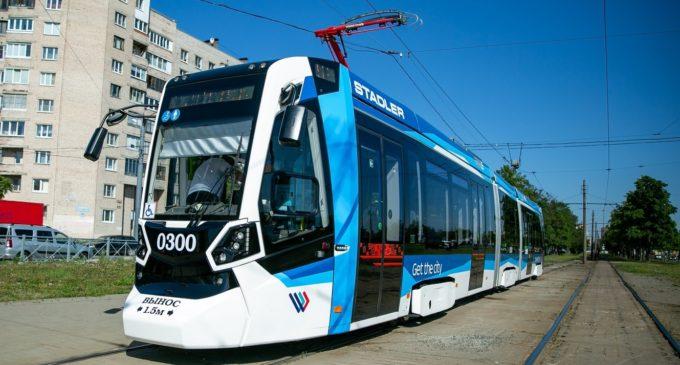 Новые трамвайные пути