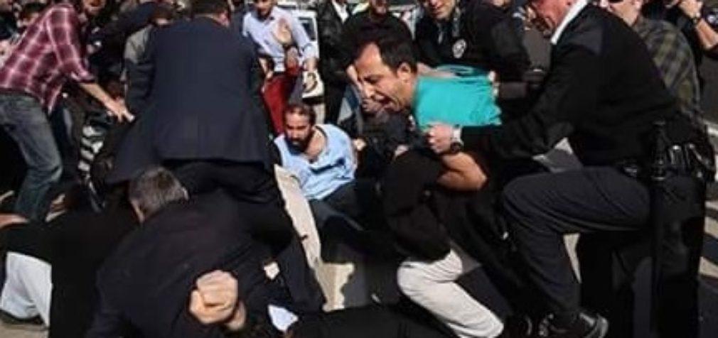 Турция: за участие в демонстрации – тюремный срок