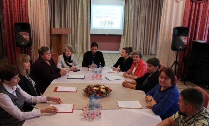 Социальные партнеры за круглым столом