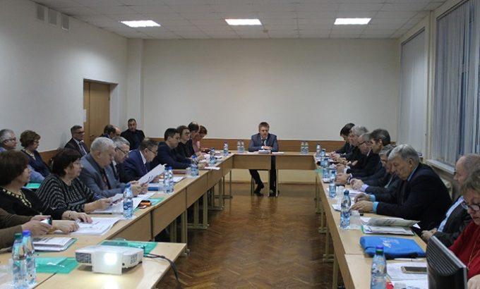 заседание Президиума ЦК ПРОФАВИА